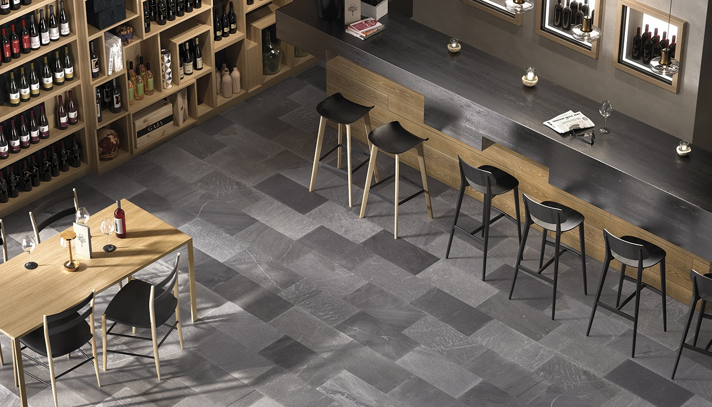 Stonetrace bain taupe pierre  2390