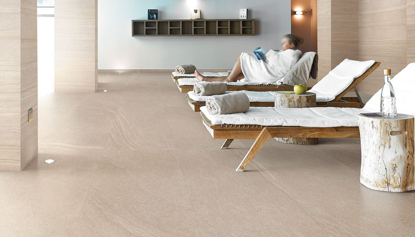 Stone Project bain gris clair pierre  3306